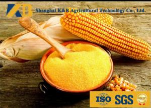 China CAS 66071-96-3 CGM Corn Gluten Meal Yellow Powder For Deepen Eggs Color on sale