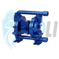 OEM Pneumatic Diaphragm Pump , Air Driven Diaphragm Pump For Strong Acid Liquid