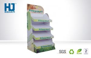 China Promotion Cardboard Pallet Display For Pillow / OEM Cardboard Pallet Display Stand For Pillow on sale