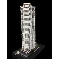 China 3D Architectural scale model with rendering , ho house scale model maker on sale