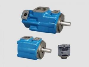 China V10 V20 Vickers Power Steering Hydraulic Vane Pumps on sale