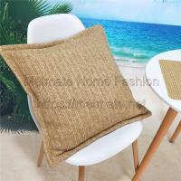China faux natural fiber outdoor pillow,Patio pillows,Patio pillows	outdoor throw pillows,Patio Faux Natural Fiber Outdoor Pil on sale