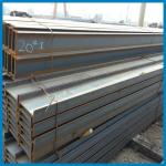 SS400 MS Steel H Beams for Construction material 175 * 90 * 5 * 8mm Size