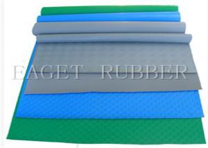 China Eco-friendly Natural Neoprene CR EPDM SBR Rubber Sheet on sale