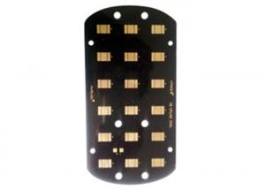 China Immersion Gold Custom Autocar Led PCB Board , LED Display Controller PCB Circuit Boards on sale