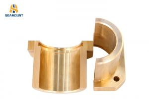 China C86300 Tin Bronze Flange Split Bushing  CE Certificated Long Working Life on sale