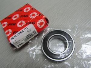 China 6005 2RSR C3 Single Row Deep Groove Ball Bearing Chrome Steel Bearing on sale
