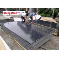 Chemical / Stain Resistant Phenolic Resin Sheet Laboratory Grade Compact Laminate