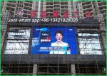 屋外のフル カラーのLED表示、広告業のためのHD LED表示スクリーン