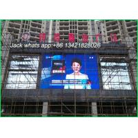 1R1G1B HD Outdoor Full Color LED Display Screens For Advertising Business