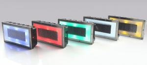 China CE&ROHS Certificate Underground Lights Type LED Outdoor Solar Brick Lights With Beautiful 5 Colors on sale