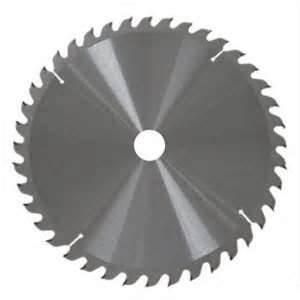 China Industrial Saw Blades / carbide tipped saw blades for cutting Aluminum with thin kerf on sale