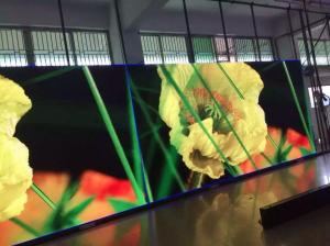 China P3.91 Indoor HD Rental LED Display Full Color Screen Meanwell Power Supply Billboard on sale