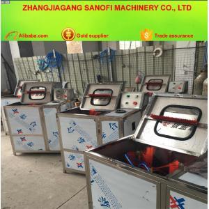 China BS-1 factory supply 5 Gallon Bottle washing machine, bottle brusher, 20L jar bottle cleaning machine on sale