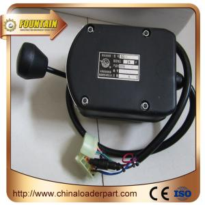 China Step Selector 3901000049 Used For XCMG, SDLG, LIUGONG XGMA, SEM Wheel Loader Transmission on sale