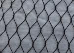 Hand Woven Stainless Steel Netting Mesh Durable Acid / Alkalinity Resisting
