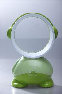 China 5 inch Green Color Portable Round Turbo Bladeless Electric Fan on sale