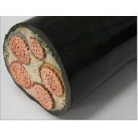 China 0.6/1KV Copper core PVC insulated PVC sheathed power cable (VVR 4x95+1x50) on sale