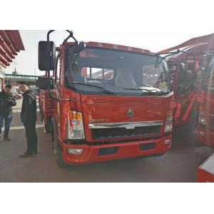 China 12 T Loading Capacity Sinotruk HOWO Light Duty Trucks 3.76L Engine Displacement on sale