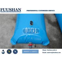 Fuushan Collapsible Recycled Colappsible Fuel Tank With Soft Pvc Or Tpu Hot Pressing Type