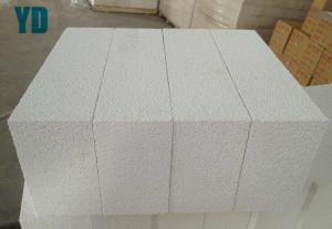 China Lightweight insulating mullite brick white Insulating fire Brick on sale