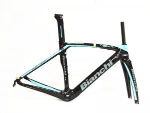 China  T1000 50 / 53cm Mens Road Bike Frame PF30 UD Matt EN Standard Custom Made on sale