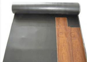China IXPE Waterproof Acoustic Soundproofing Foam Easy Installation WPC / SPC Floor Foam on sale