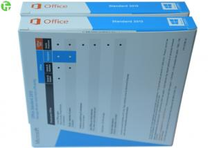 China Genunie online activation Microsoft Office 2013 Office Product Key Card Professional Plus Key PKC 32 / 64 Bit Version on sale
