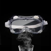 China Anti fog Medical eye protective goggles full closed with CE certificate on sale