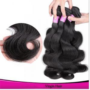 China Aliexpress Brazilian Virgin Hair Supplier Wholesale Virgin Remy Hair Top Raw Human Hair on sale