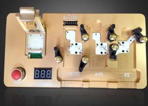 China iphone 4S 5 5S 5C baseband memory IC programmer iphone eprom ic test fixture on sale