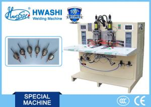 China Automatic Electrical Welding Machines Commutator Rotor Spot Welder on sale