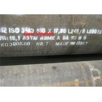 EN 10208-2; L415MB  spiral welded pipes in Pipe Size :508   NACE MR0175  PSL2   Production Year :2018