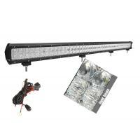 Dual Row 4x4 LED Driving Light Bar 300 Watt High Lumen With Aluminum Housing