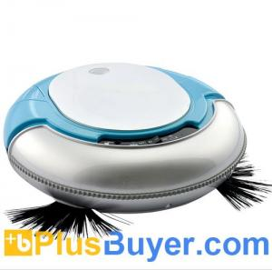 China Robot Vacuum Cleaner with 4 Cleaning Routes and UV Sterilization on sale