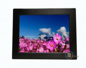 China 12 inch  Intel 1037U cooler  pro-capacitive  Industrial Touch Panel PC with 9v-30 Voltage on sale