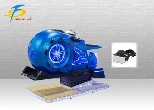 China Amusement VR Motorbike Simulator Game Machine For Single Player In Theme Park on sale