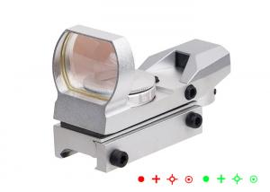 China Outdoor Hunting Red Dot Sight 1 X 22 X 33mm 4 Reticles Red Green Dot  Sight Scope Reflex Sights on sale