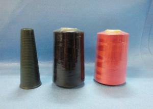 China 40S / 2 5000Y Silicone Machine Embroidery ThreadIndustrial PolySewingThread on sale
