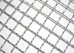 Durable Sand Sieve Crimped Wire Mesh Structure Firm For Mining Quarry