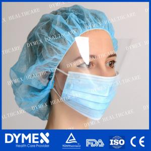 bc24479190 Nonwoven Earloops Disposable Face Mask with Field for Food Industry ...