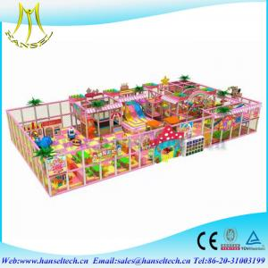 China Hansel customer design indoor child soft playground for equipment on sale