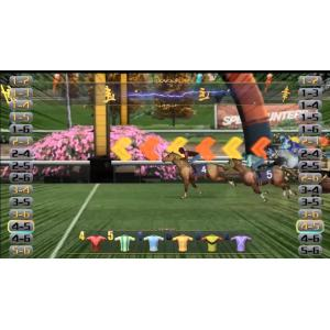 China Coin Operated Horse Racing Gambling Machine , Commercial 3d Fun Horse Racing Games on sale