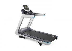 China 220V Commercial Treadmill For Gym , Motorized Commercial Running Machine on sale