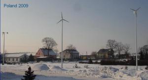 China 3000W On Grid Wind Turbine Generator System DC 48 / 110V For Remote Village on sale