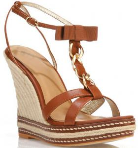 China Wedge High Heel Sandals on sale