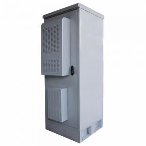 China 42U 19 Inch Outdoor Indoor Network Server Cabinet 600x960 Server Rack Flat Packing on sale