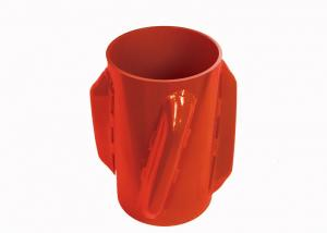 China Casing Solid Body Centralizer Customized Color  For Oil Drilling Equipment on sale