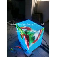LED DJ booths/Creative LED Displays DJ Booth/LED DJ Booth Facade/ Six Faces LED Cube Video Wall P3 P4 P5 P6