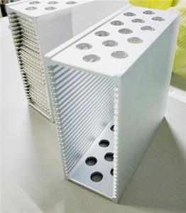 China Customized New Energy Aluminum Extruded Profile on sale